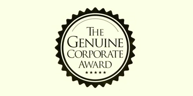 Genuine Corporate Award 2012