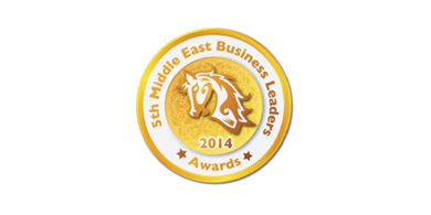 5th Middle East Business Leaders Awards 2014