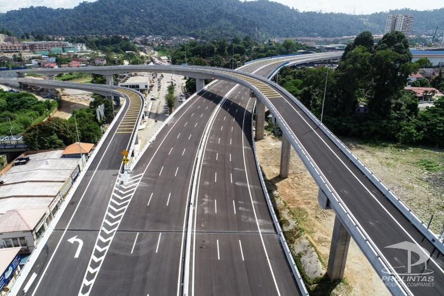 SUKE Highway Construction Records 87% Overall Progress