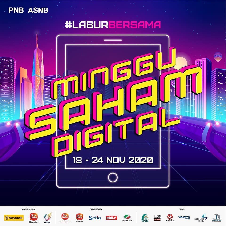 Minggu Saham Digital